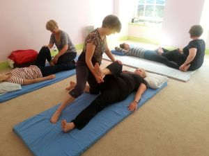 Thai yoga massage training course in Glasgow
