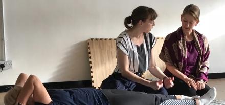 Training in Thai Massage