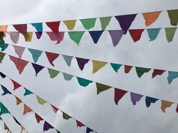 Bunting by Lucy